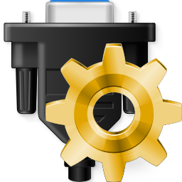 Serial Port Control Icon PNG 256x256